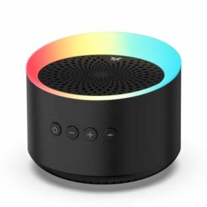 Axloie Colorful Light Bluetooth Speaker