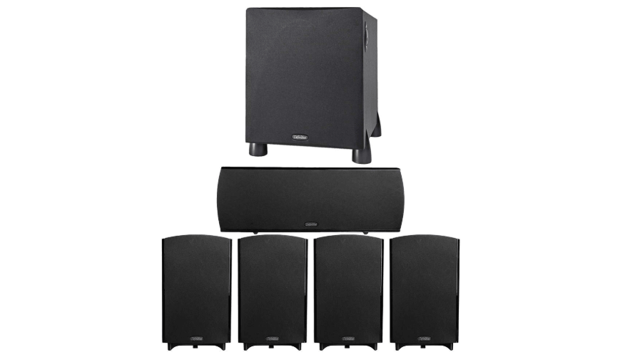 Definitive Technology ProCinema 1000 Expensive Music System