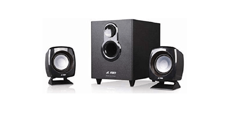 4. F D F-203G 2.1 Music Systems under 1000