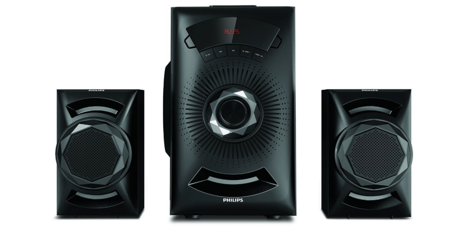 5. Philips 2.1 MMS IN-MMS2143B Home Theatre System​