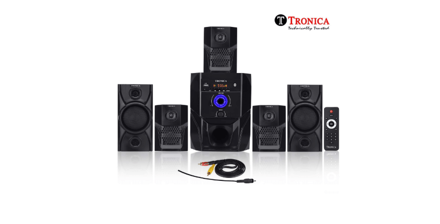 Tronica Super King Series 5.1 Home Theatre