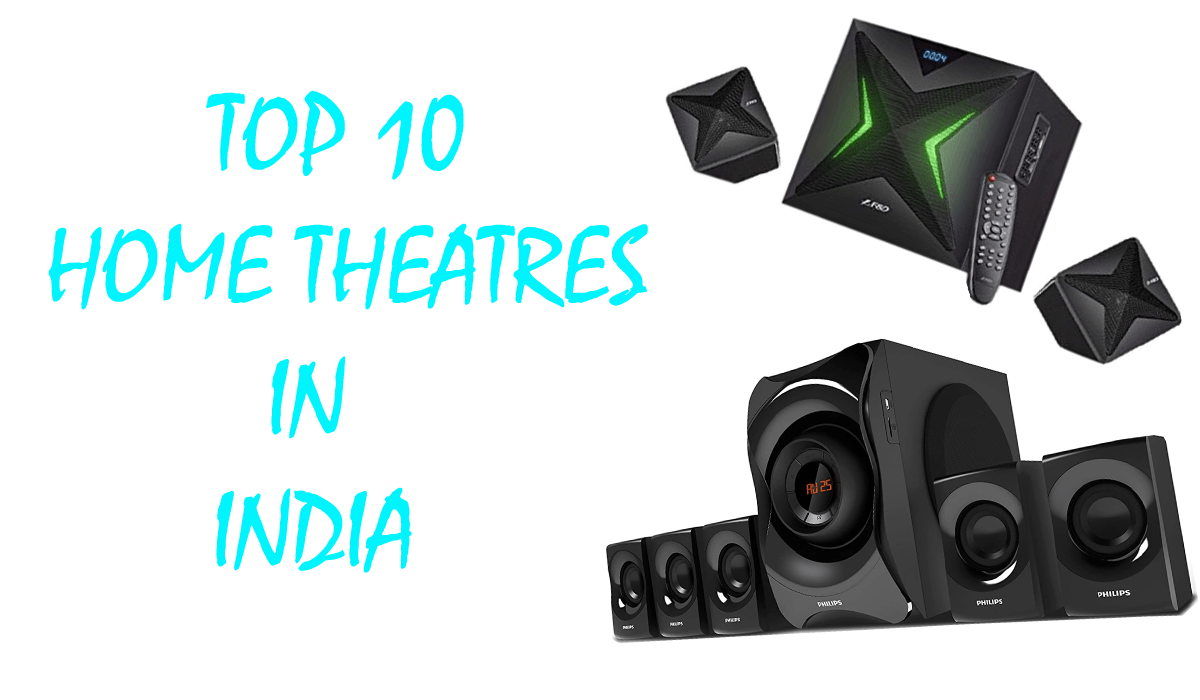 best home theatre in India