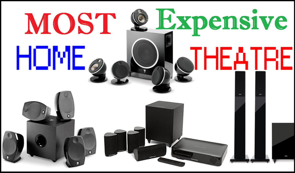 most expensive home theatre