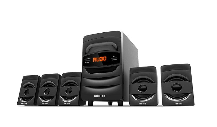 Philips SPA5128B 5.1music system