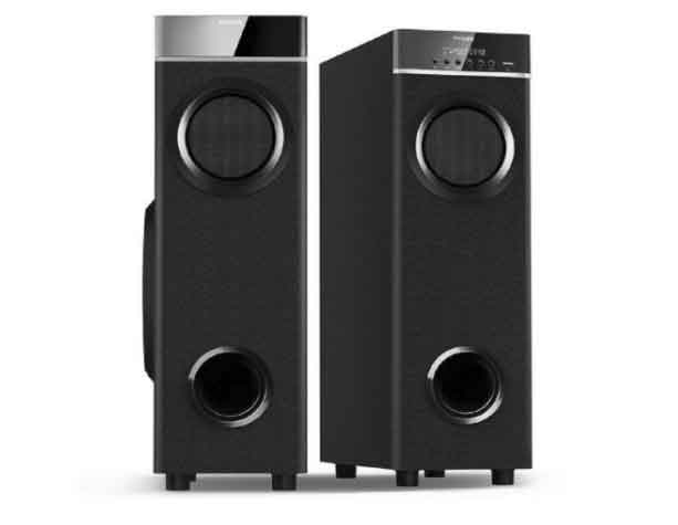 Philips in-SPA 9060B/94 Tower Speakers