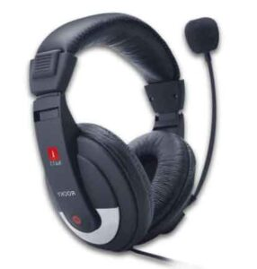 buy iBall Rocky Over-Ear Headphones with Mic