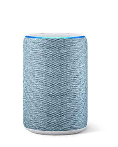 All new Amazon 3rd gen Echo with premium features