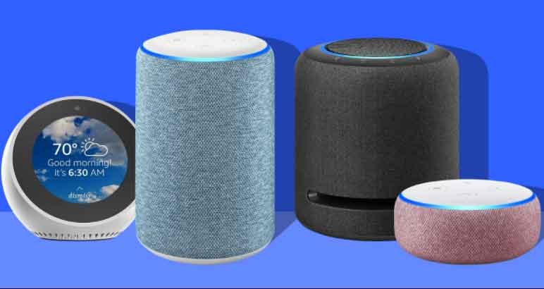 Top amazon echo smart speakers in 2021