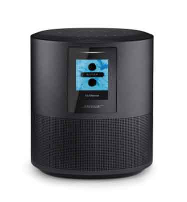bose smart speaker with alexa for home