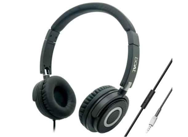 bo super bass headset with mic and audio jack