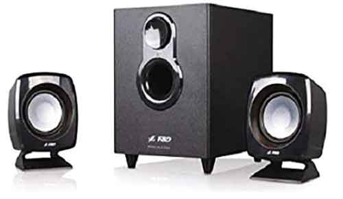 top f and d 2.1 home theatre price under 2000