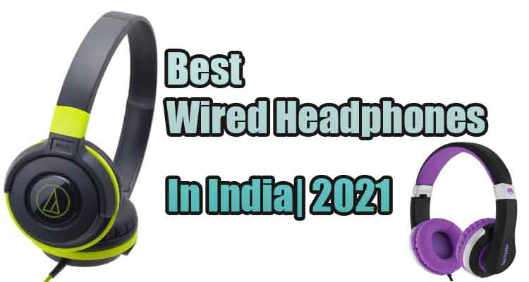 top list of wired headphones with mic in India