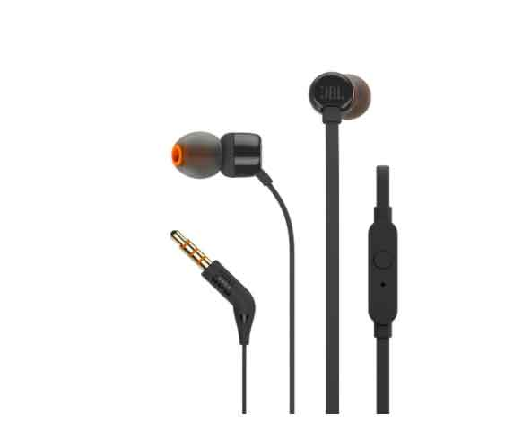 cool and strong JBL wired headphone with mic under 1000