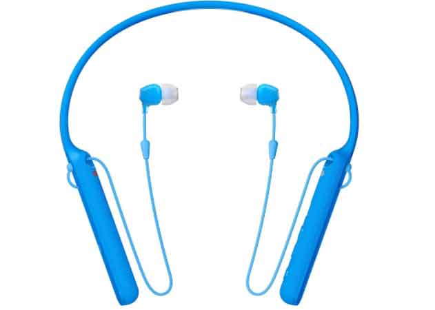 Best Sony neckband earphone price in India