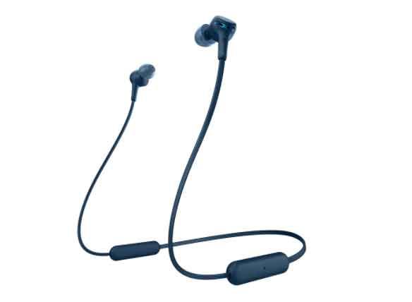 Bluetooth Headphone WI-XB400 review