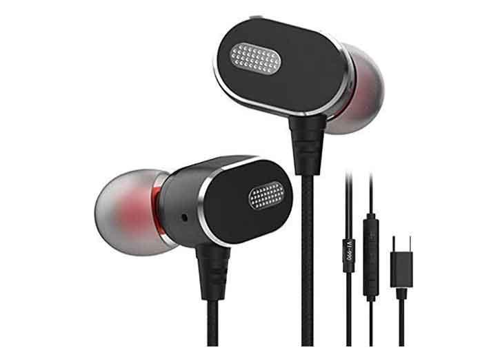 Joie USB Type C earphones Upgraded Version