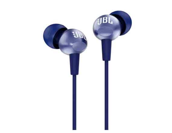 JBL C200SI Super Deep Bass Wired Earphones