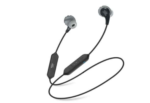 JBL Neckband Bluetooth earphones Black