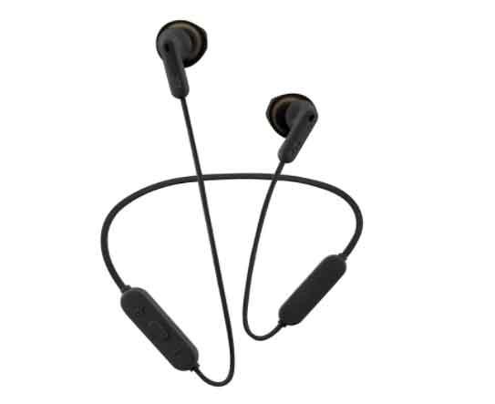 Black JBL Bluetooth portable headphones under 2000