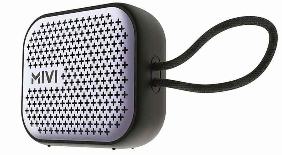 bass speaker for single room under 5000