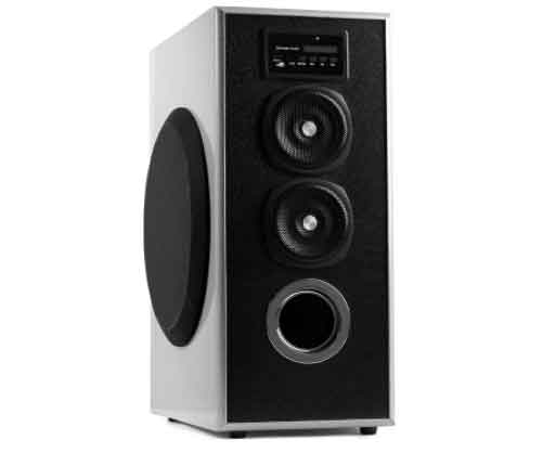 single speaker for home with super bass