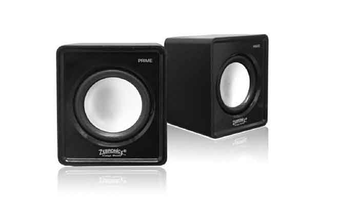 Zebronics Prime 2.0 Computer Speakers
