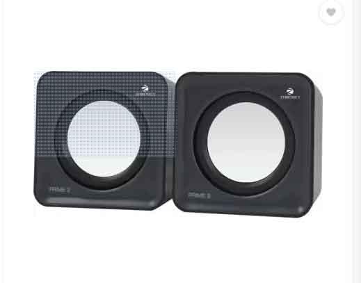 Zebronics Prime 2 Wired PC speaker