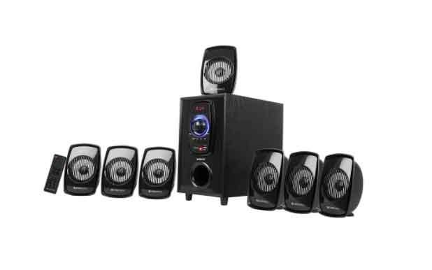 SPK-Zeb BT701RUCF Zebronics Computer Speaker Multimedia