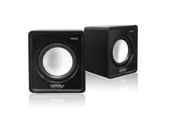 Zebronics Prime 2 Wired Laptop/ Desktop Speaker Review