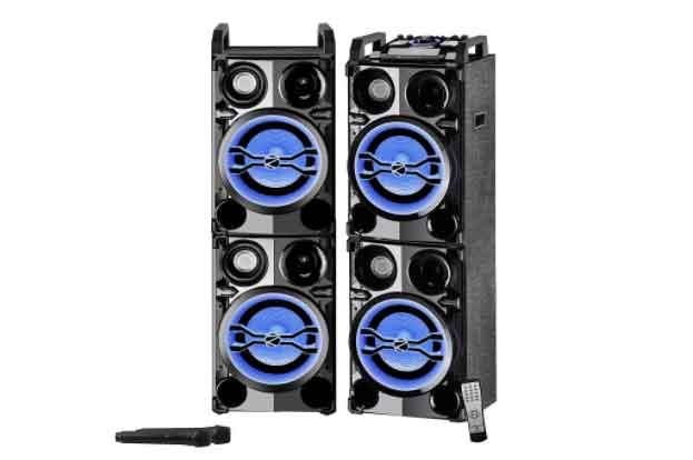 best zebronics tower dj speaker for party