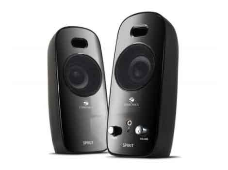 Zebronics Spirit 2.0 Channel Multimedia Speakers