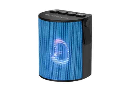 Zebronics Zeb-Bellow Portable Speaker