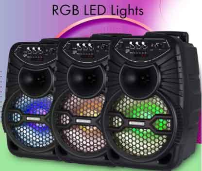 Zebronics SPK-ZEB-100 Bluetooth Trolley Party Speaker Review