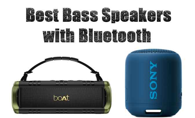 best bass speakers for single room review
