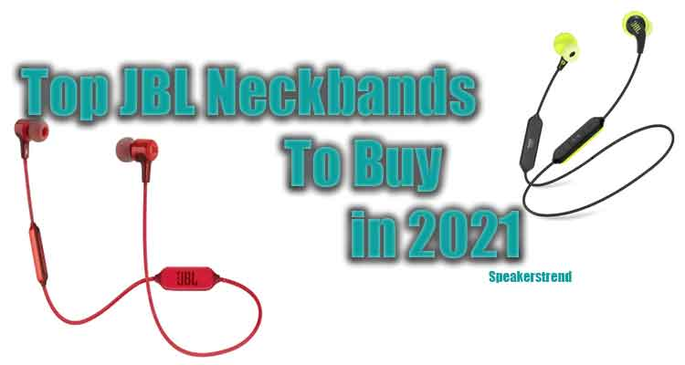 best jbl neckband earphones in india