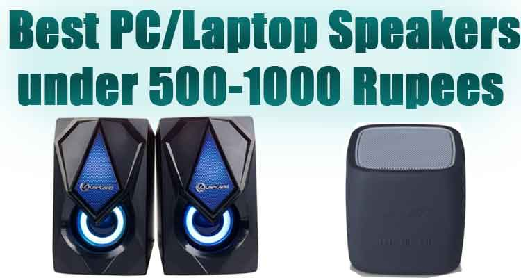 top PC and Laptop speakers under low price review in India
