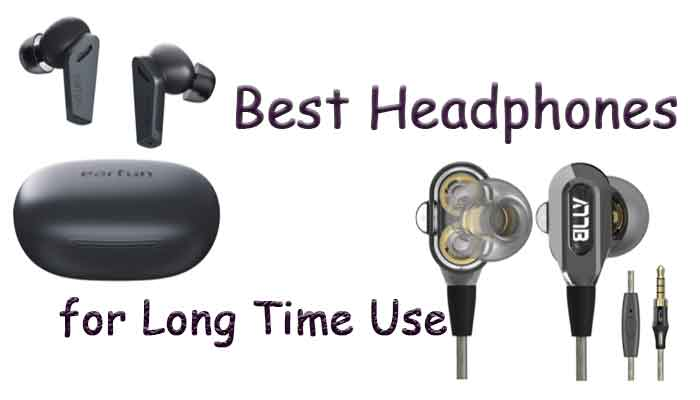 best long lasting earphones