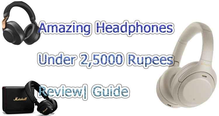 best headphones under 25k in India