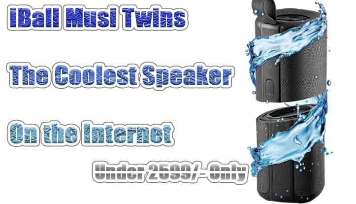 iBall Musi Twins review and guide